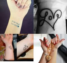 12 tattoos with heart designs for wrist