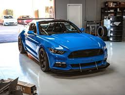 blue mustang my 2017 colors guard grabber blue back mustang