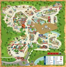 San Antonio Tx Map Map Of San Antonio Attractions Zoo Map Click On Map For A