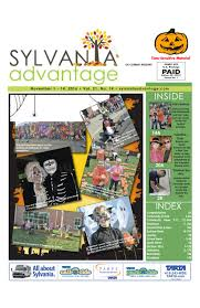halloween city adrian mi sylvania advantage first nov 2016 by sylvaniaadvantage issuu