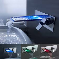 waterfall faucets on sale waterfall bathroom sink faucets