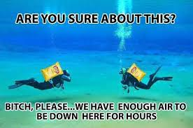 Scuba Meme - funny for funny scuba diving images and quotes www funnyton com