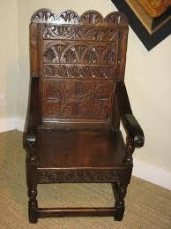 Armchair Sales A Pretty 17th Century Oak Wainscot Armchair Sales Archive