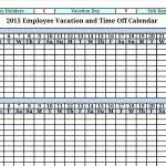Employee Vacation Accrual Spreadsheet Vacation Accrual Spreadsheet Papillon Northwan