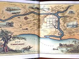 The L Chicago Map by Strategies For Stewards From Woods To Prairies A New Flora For