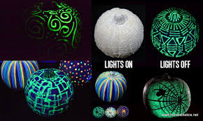glow in the decorations the ultimate decorations for the upcoming diy glow in