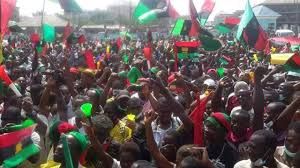 Biafra Flag View From The Outside Biafran Secessionist Movement Grows