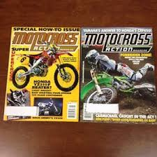motocross action 450 shootout lot of 2 2001 motocross action may june 125 250 450 shootout more