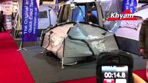 Bongo Tailgate Awning Khyam Motordome Quick Erect Driveaway Awning Erected In 22