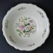 homer laughlin patterns virginia homer laughlin serving bowl virginia springtime