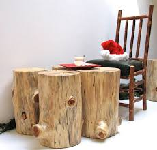 337 best stump table stool seat nightstand images on pinterest