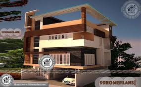 home design 3 story 3 storey house plans with flat apartment style home design collection