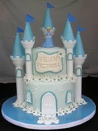 cinderella castle cake cake
