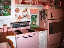 retro kitchens decorated vintage kitchen decorating ideas retro