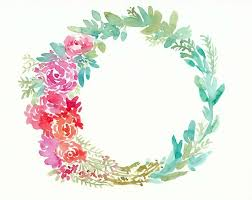 flower wreath watercolor wreath painting tips tricks