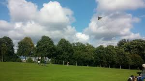 Barn Door Kite by Flying Kite Queens Park Glasgow Youtube