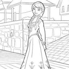 frozen coloring pages kids printable coloring 67