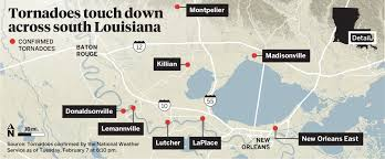 Map Of Road Closures In Louisiana by At Least 28 Injuries Reported In New Orleans Area After