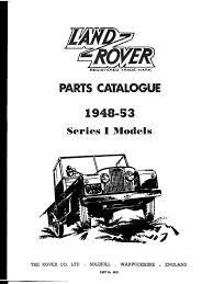 series 3 parts list vehicle technology vehicles