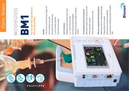 patient monitor bm1 bionet pdf catalogue technical documentation