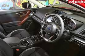 subaru impreza steering wheel 2017 subaru impreza review