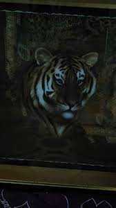 home interior tiger picture home interior tiger frame furniture in fort myers fl offerup