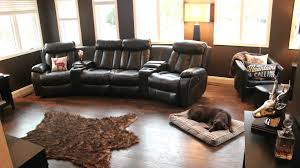 Man Cave Sofa by Living Room Tour Man Cave Tour Youtube