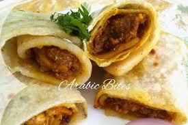 arabic wrap guest post arabic bites