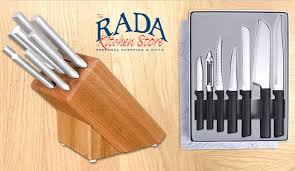 Rada Kitchen Knives Rada Kitchen Store Knife Set Giveaway 2 Winners Society