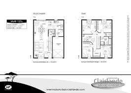 plan etage 4 chambres plan maison étage 4 chambres madame ki