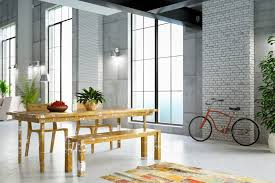 polished concrete styling warehouse designer floors