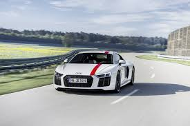 audi r8 v10 rws limited edition rear wheel drive v10 missile