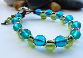 make bracelet simple images How many ways to make a goddess bracelet georgia p designs jpg