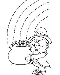 free printable rainbow coloring pages kids kleurplaat