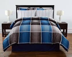 Plaid Bed Set Colormate Complete Bed Set Cooper Plaid Bed Bath