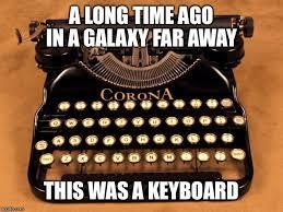 Typewriter Meme - philosoraptor meme imgflip