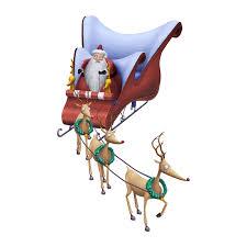 image santa u0027s reindeer khii png the nightmare before christmas