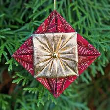 fabric ornaments for gifts and your tree quilting digest