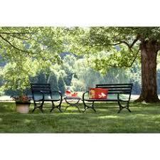 Lowes Patio Bench Garden Treasures 23 15 In L Steel Iron Patio Bench 98 49