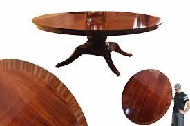 furniture round drop leaf pedestal table round drop leaf