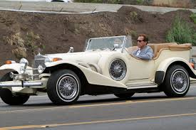 Vintage Car Sales Los Angeles Celebs In Classic Cars