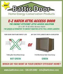 ez e z hatch attic access scuttle door meets new energy codes irc