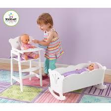 chaise haute poup e chaise haute pour poupée accessoires pour poupées
