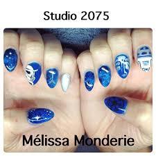 nail art studio 2075 montreal city by melissa monderie star