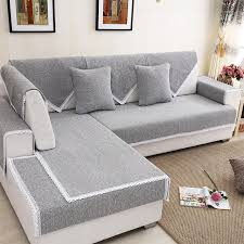 accoudoir canapé sofa sectionnel accoudoir serviette coton linge antidérapante