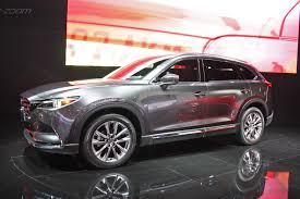 Cx 9 Redesign 2017 Mazda Cx 9 Review Top Speed