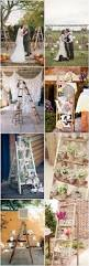 Home Wedding Decorations Ideas 40 Chic Ways To Use Ladder On Rustic Country Weddings Deer