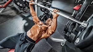 Bodybuilder Bench Press Chest Exercises Move Beyond The Bench Muscle U0026 Fitness
