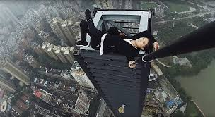 Dies Doing Challenge Of In Skyscraper Fall In China Puts A Spotlight On