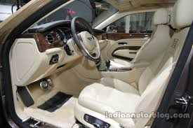 bentley mulsanne interior bentley mulsanne ewb first edition interior auto china 2016